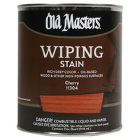 Old Masters 11304 Oil Based Wiping Stain
