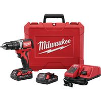 DRILL/DRIVER KIT 1/2IN 18V
