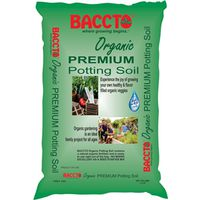 SOIL POTTING ORGANIC 1.5CF