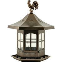 Perky Pet Avant Garden Lifestyle Heritage Cupola Wild Bird Feeder
