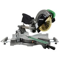 Hitachi C8FSE Single Bevel Sliding Compound Corded Miter Saw