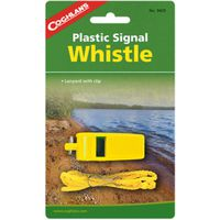 WHISTLE SURVIVAL W/LNYRD PLSTC
