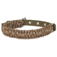 COLLAR PARACORD 14-18IN CAMO