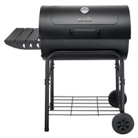 GRILL BARREL CHARCOAL AG 840