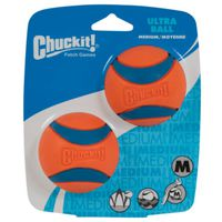 KIT 17001 BALL CHUCKIT 2 PK  M