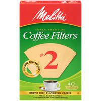 FILTER COFFEE CONE NO2 NB 40CT