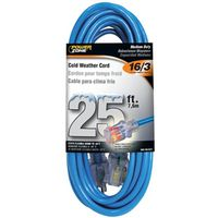 Glacier ORCW511625 Round Extension Cord