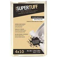 Double Guard Super Tuff 02602 2-Layer Drop Cloth