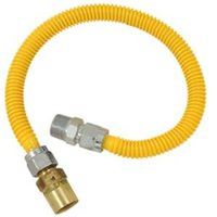 Brass Craft CSSC91E-48P Gas Appliance Connectors