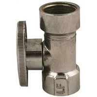 Plumb Pak PP57PCLF 1/4 Turn Straight Shut-Off Valve