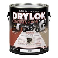 PAINT FLOOR CONCRETE WHITE 1G