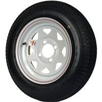 Martin Wheel DM412B-4C-I Tire Bias
