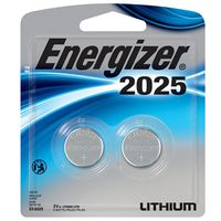 Energizer 2025BP-2 Coin Cell Battery