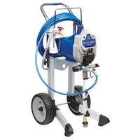 SPRAYER AIRLESS CART 0.38GPM