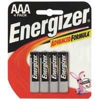 BATTERY ALKALINE MAX 4PK/AAA