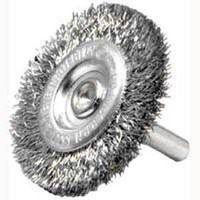 Weiler 36412 Coarse Grade Crimped Wire Wheel Brush
