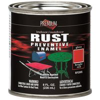 Rustoleum Oil Based Rust Preventive Enamel Paint