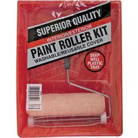 Linzer RS693 Paint Roller And Tray Sets