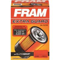Extra Guard PH-3593A Spin-On Full-Flow Lube Oil Filter