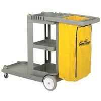 Continental Commercial 184GY Janitorial Carts