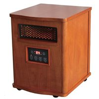 Comfort Glow QEH1410 Infrared Electric Heater