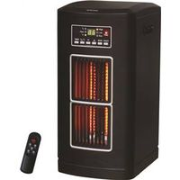 WORLD Marketing QTH6000 Infrared Quartz Heater With Remote