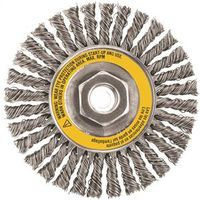 Dewalt DW49204 Wire Wheel Brush