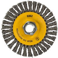WHEEL WIRE 6INX5/8IN-11 SS