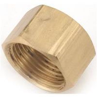 Anderson Metal 730081-10 Brass Compression Cap