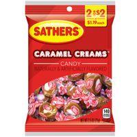 CANDY CARAMEL CREMES 2.5OZ