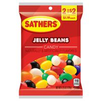 CANDY JELLY BEANS NATL 4.25OZ