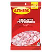 CANDY STARLIGHT MINTS 4.2OZ
