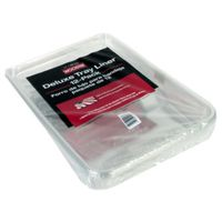 LINER PAINT TRAY CLR 11IN 12PK