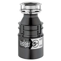 In-sink-erator Badger 5XP 75993 Continuous Feed Food Waste Disposer