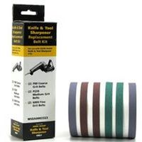 Drill Doctor WSSA0002223 Replacement Abrasive Belt Kit