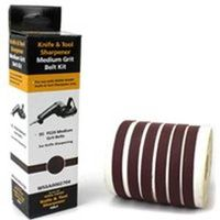 Drill Doctor WSSA0002704C Replacement Abrasive Belt Kit