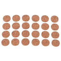 PADS CORK 1/2 INCH 12MM