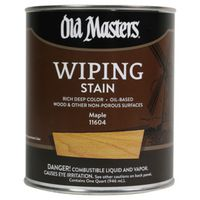 Old Masters 11604 Oil Based Wiping Stain