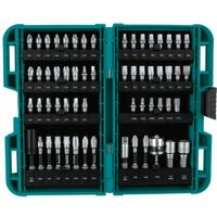IMPACT BIT SET STEEL MIX 60PC