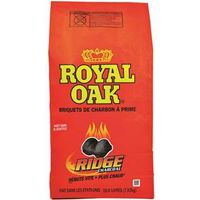 Royal Oak 192-229-252 Charcoal Briquette