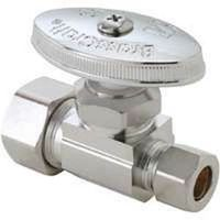 BrassCraft OCR14X C1 Multi-Turn Straight Stop Valve