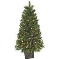 Holidaybasix 8517-H42240-04 Christmas Topiaries