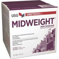 US Gypsum 380423060 USG Sheetrock Midweight Joint Compound