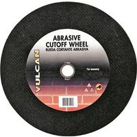 Vulcan 926490OR Reinforced Abrasive Wheel