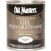 Old Masters 85104 Oil Based Gel Polyurethane