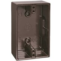 Carlon 5070 BROWN Phenolic Utility Box