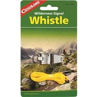 Coghlan'S 7735 Camp Whistle With Lanyard