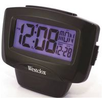 Westclox 72020 Easy-To-Read Alarm Clock