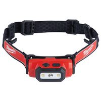 HEADLAMP HARD HAT RCHRGBL USB