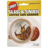 Corry's 100099017 Slug and Snail Copper Tape Barrier